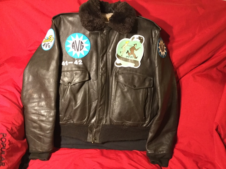 First squadron AVG Jacket