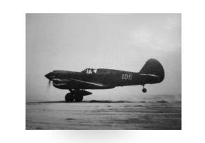 P40-on-runway