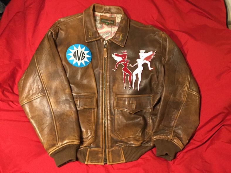 Dancing Angels Flying Tiger Jacket