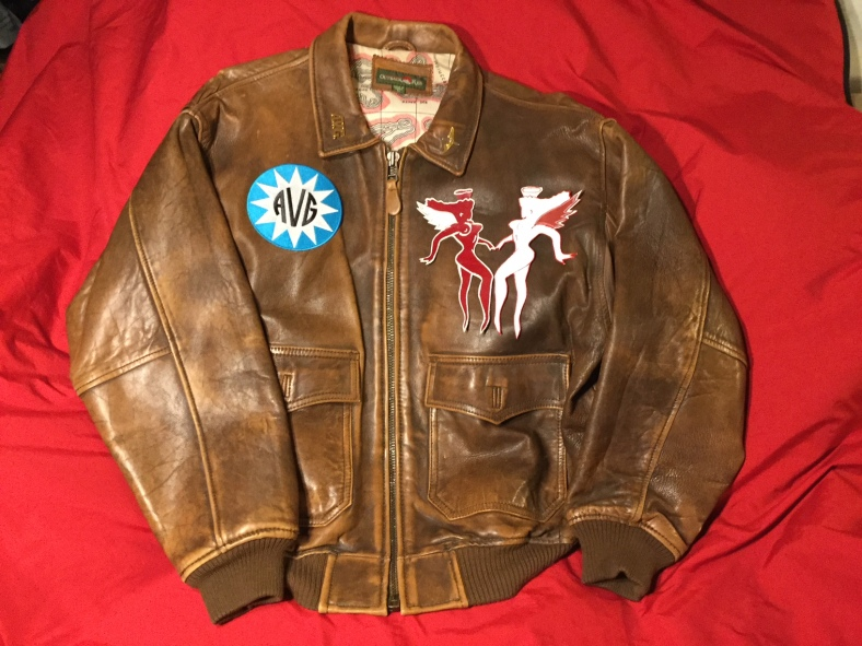 Dancing Angels Flying Tiger Jacket