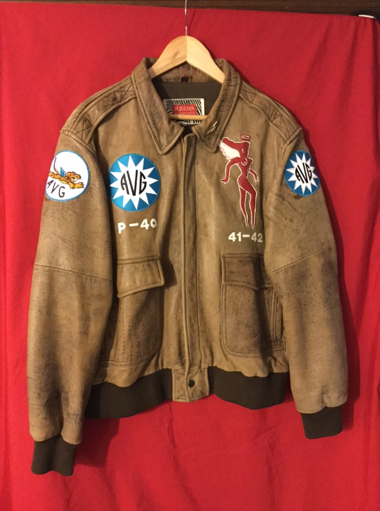 AVG Hells Angels jacket